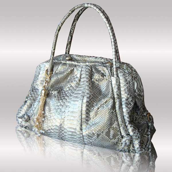 silver handbags ekebhit