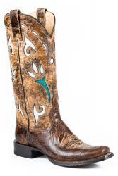 stetson boots stetson 12-021-8607-1030 br dwofljs