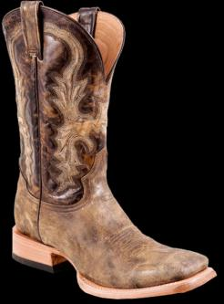 stetson boots stetson menu0027s distressed u0026 sanded black leather cowboy boot yunpurb