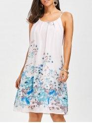 summer dresses for women floral chiffon slip dress vsboutp