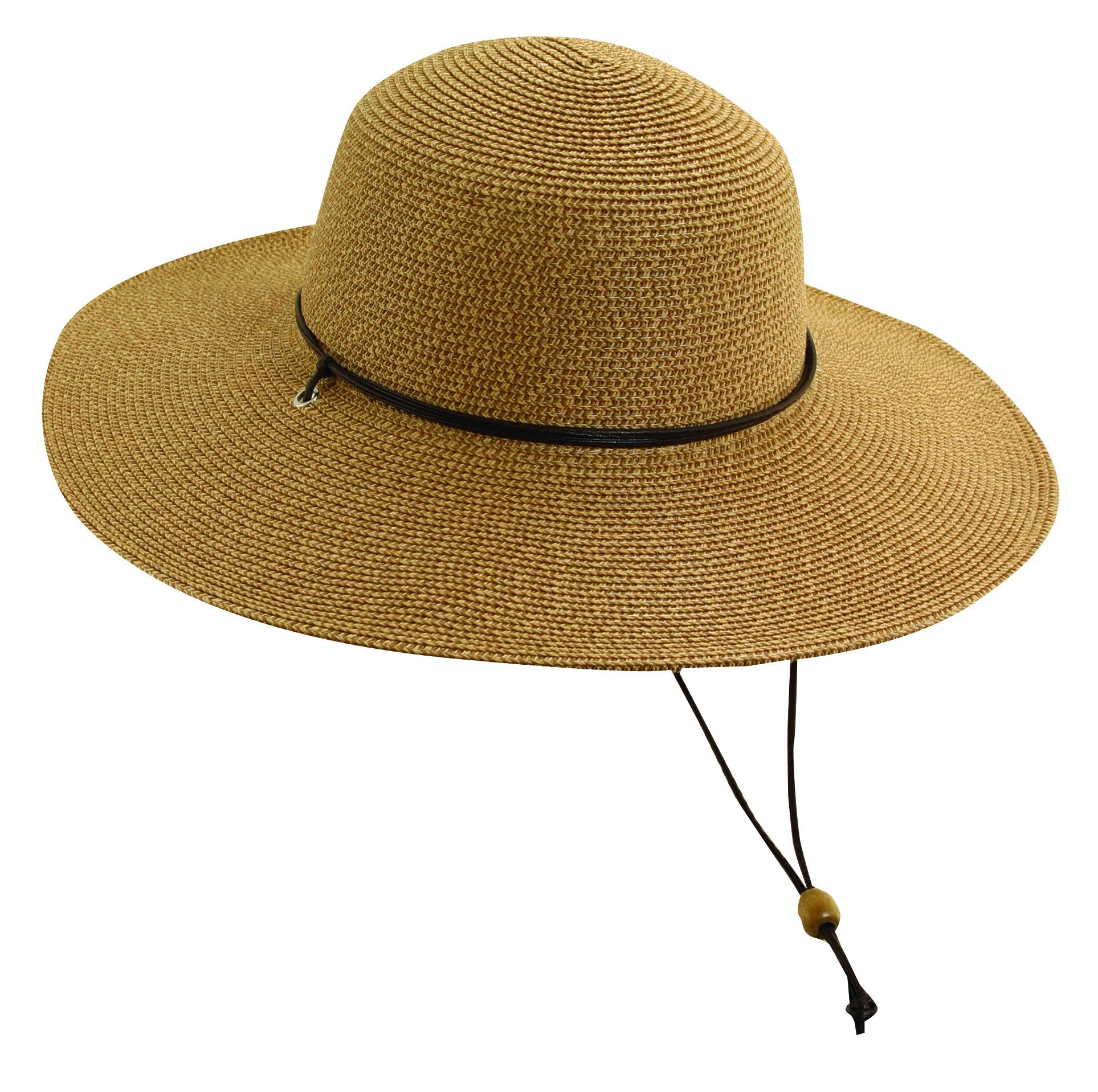 sun hats paper braid sun hat with chin cord coffee jkjbyen
