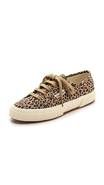 superga cotu leopard sneakers dkvpcio