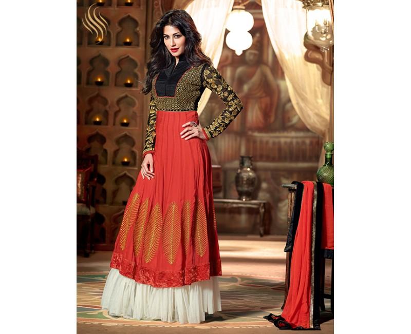 swagat chitrangda singh indo western designer dress collection sw9001 kadcebg