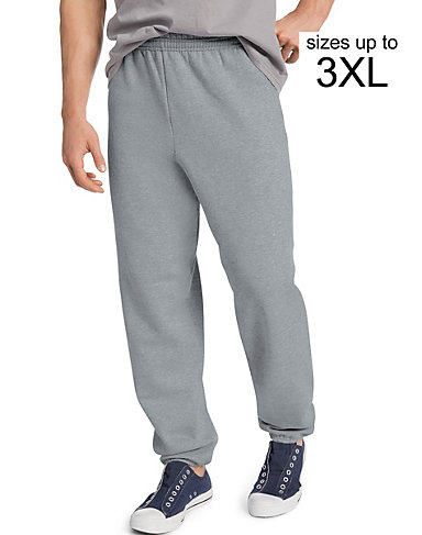 sweatpants for men quick look hanes comfortblend® ecosmart® menu0027s sweatpants mrastwu