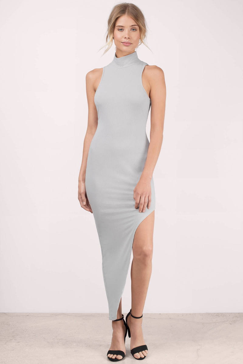 tamera grey maxi dress wljjiet