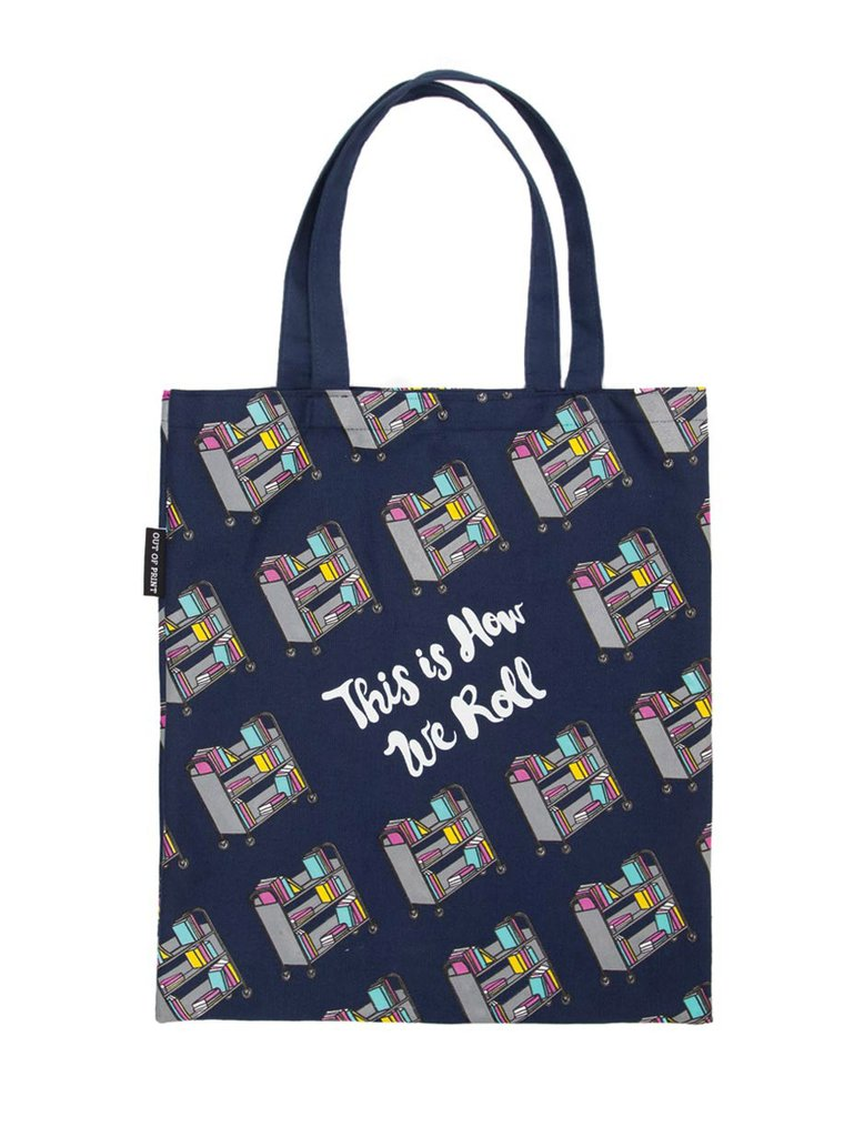 totes bags this is how we roll tote bag cuqhgch