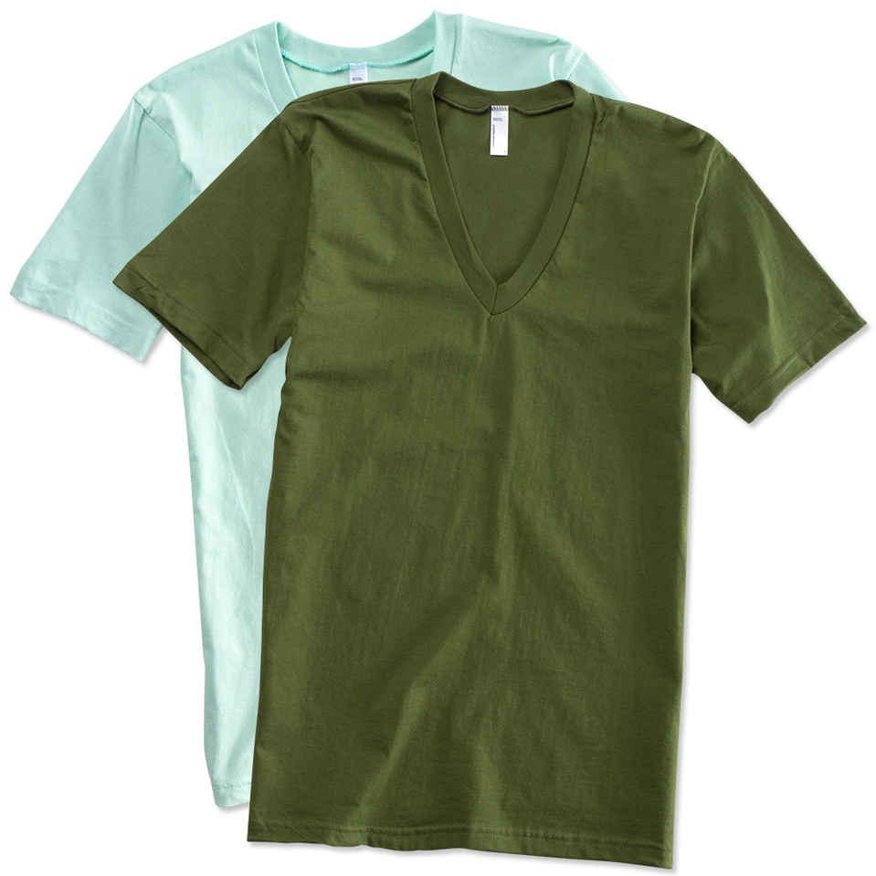 v neck shirts american apparel jersey v-neck t-shirt xfhrxor