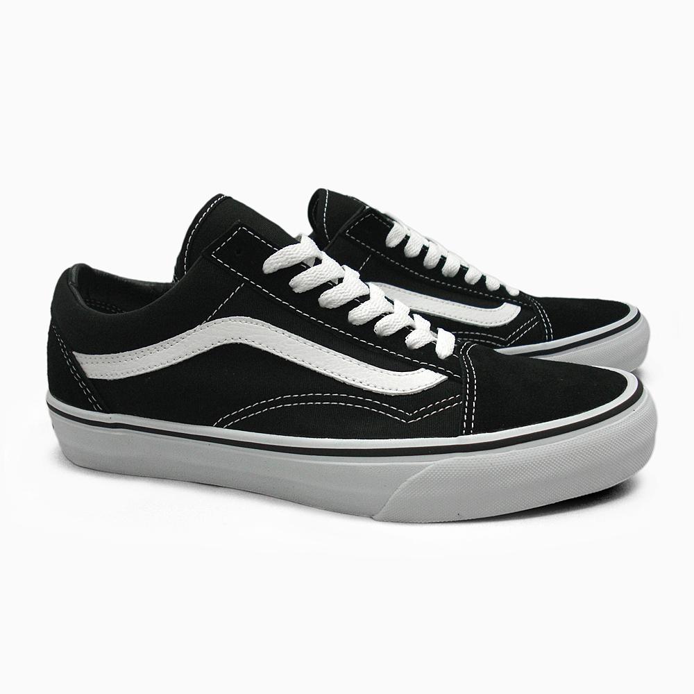 vans sneakers vans vans mens sneakers menu0027s old skool black/white vn-0d3hy28 vans  sneakers vans fempssj