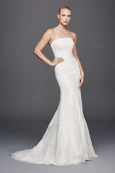 vintage lace wedding dresses long mermaid/ trumpet vintage wedding dress - truly zac posen cxicvxm