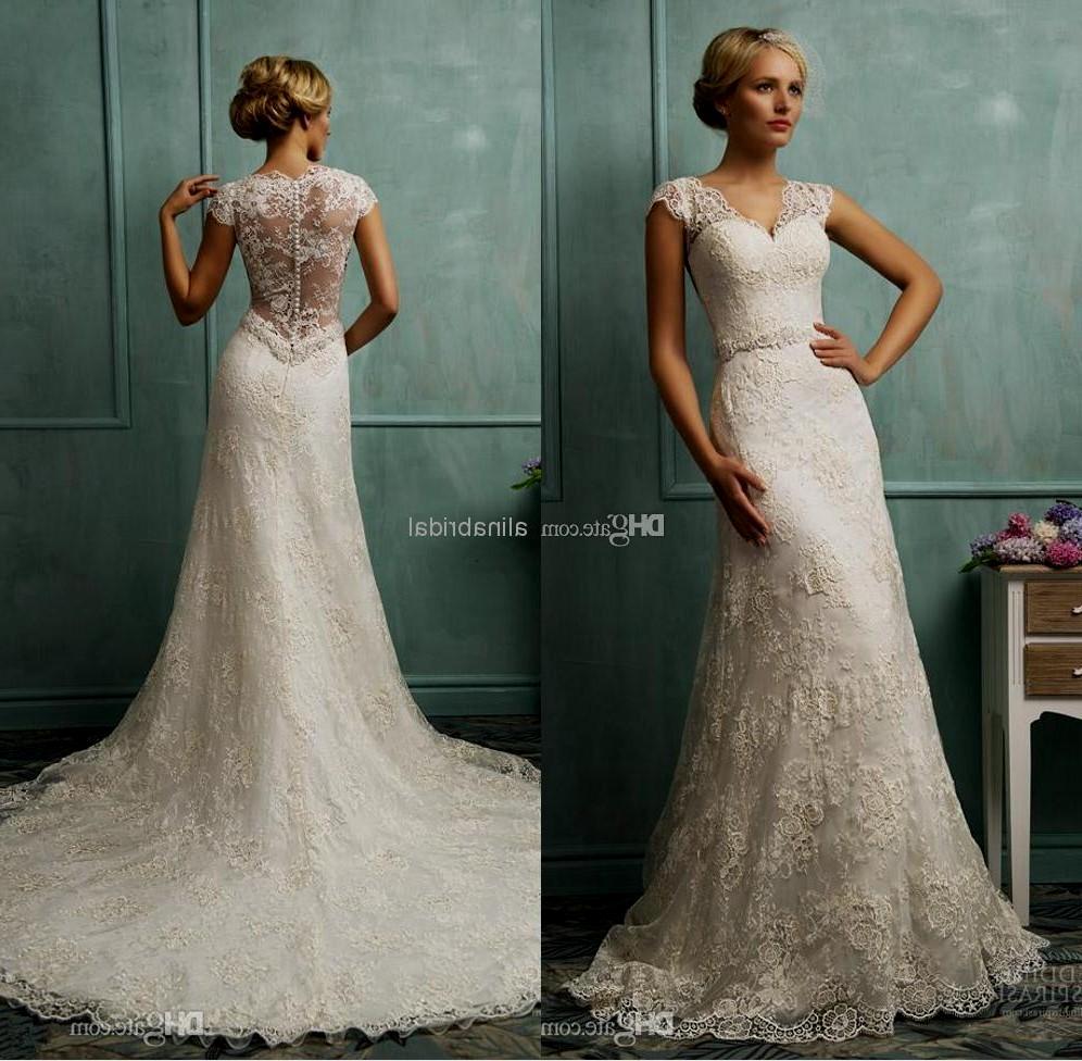 vintage lace wedding dresses vintage lace cap sleeve wedding dress vintage lace cap sleeve wedding dress owcxasa