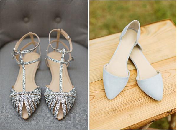 wedding flats diana elizabeth // southern wedding nrrdcin