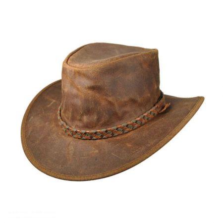 western hats head u0027n home crusher leather outback western hat beyewul