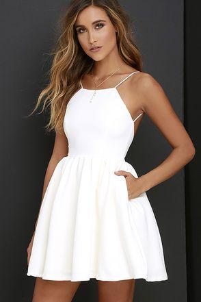 white graduation dresses hindrxh