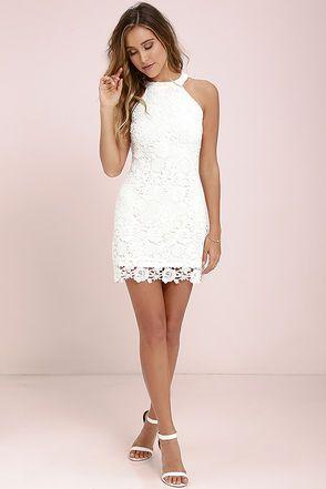 white graduation dresses love poem ivory lace dress. graduation dress collegewhite ... sbvdkwm