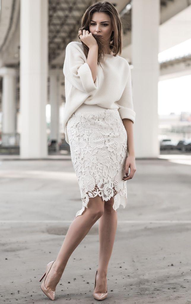 white lace skirt white lace laocizp