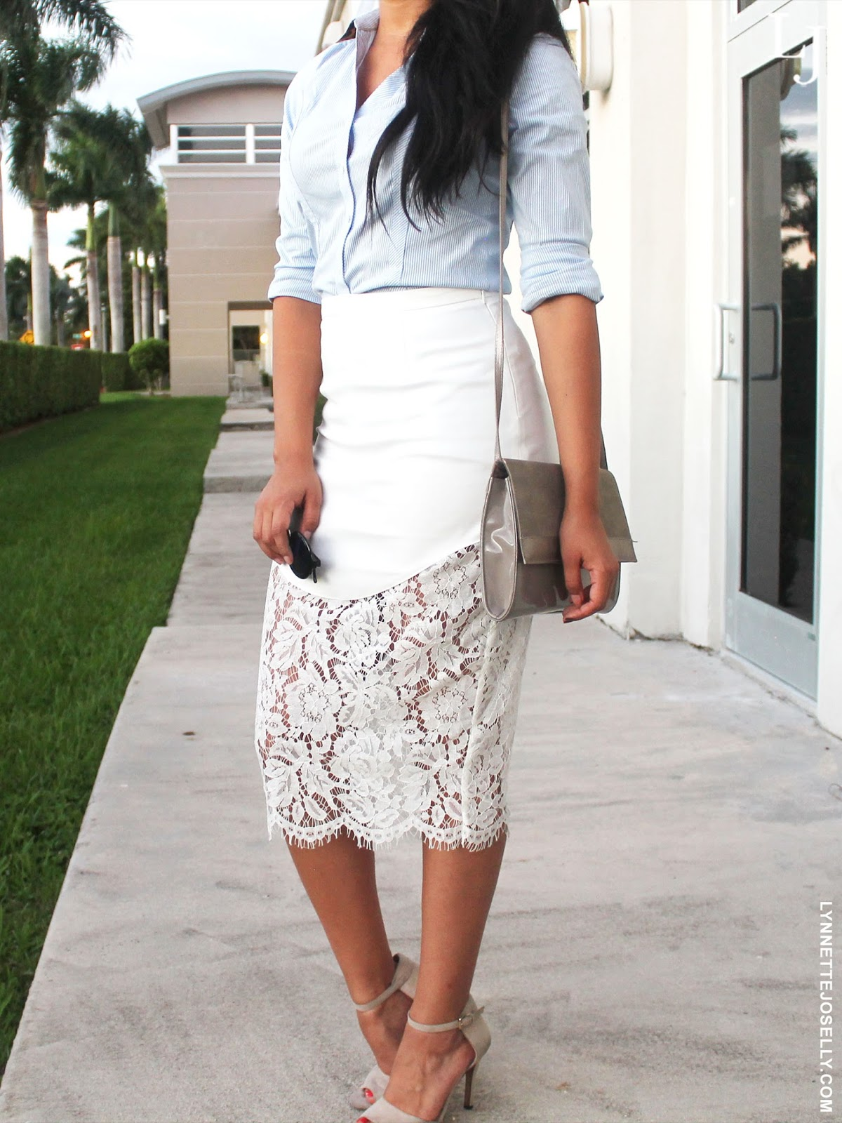 white lace skirt white-lace-skirt-outfit wurktwp