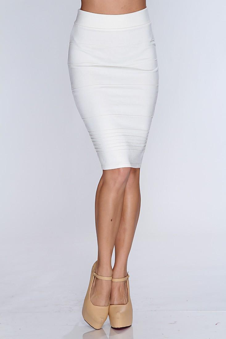 white pencil skirt lhlikxm