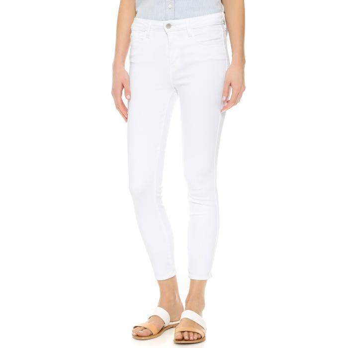 white skinny jeans dl1961 florence instasculpt crop skinny jeans | rank u0026 style lakvxkd