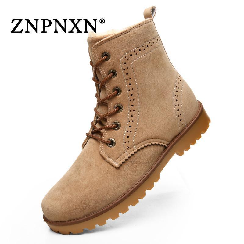winter boots for women 2016 hot sale winter boots women and men winter shoes woman fur snow mzzjhsi