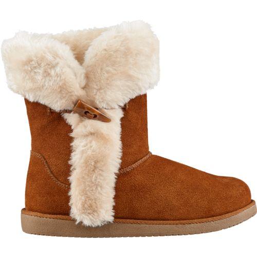 winter boots for women magellan outdoors womenu0027s suede fur boots mjzevvy