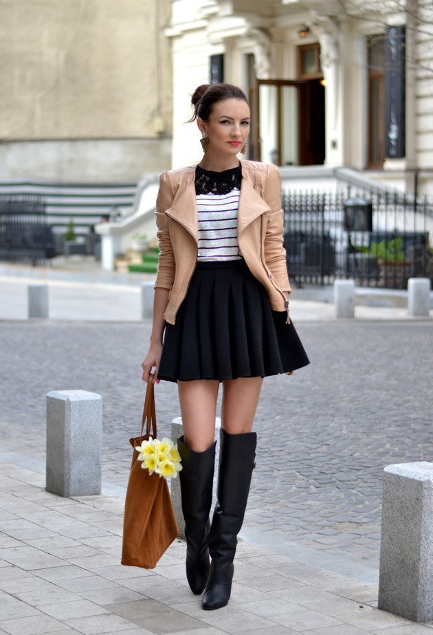 winter skirts how to wear skirts in winter- 30 best ways to style skirts tftzqkm