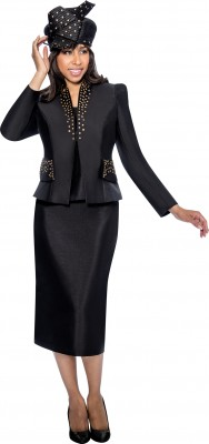women church suits church suits-g6303 - black djxwpfj