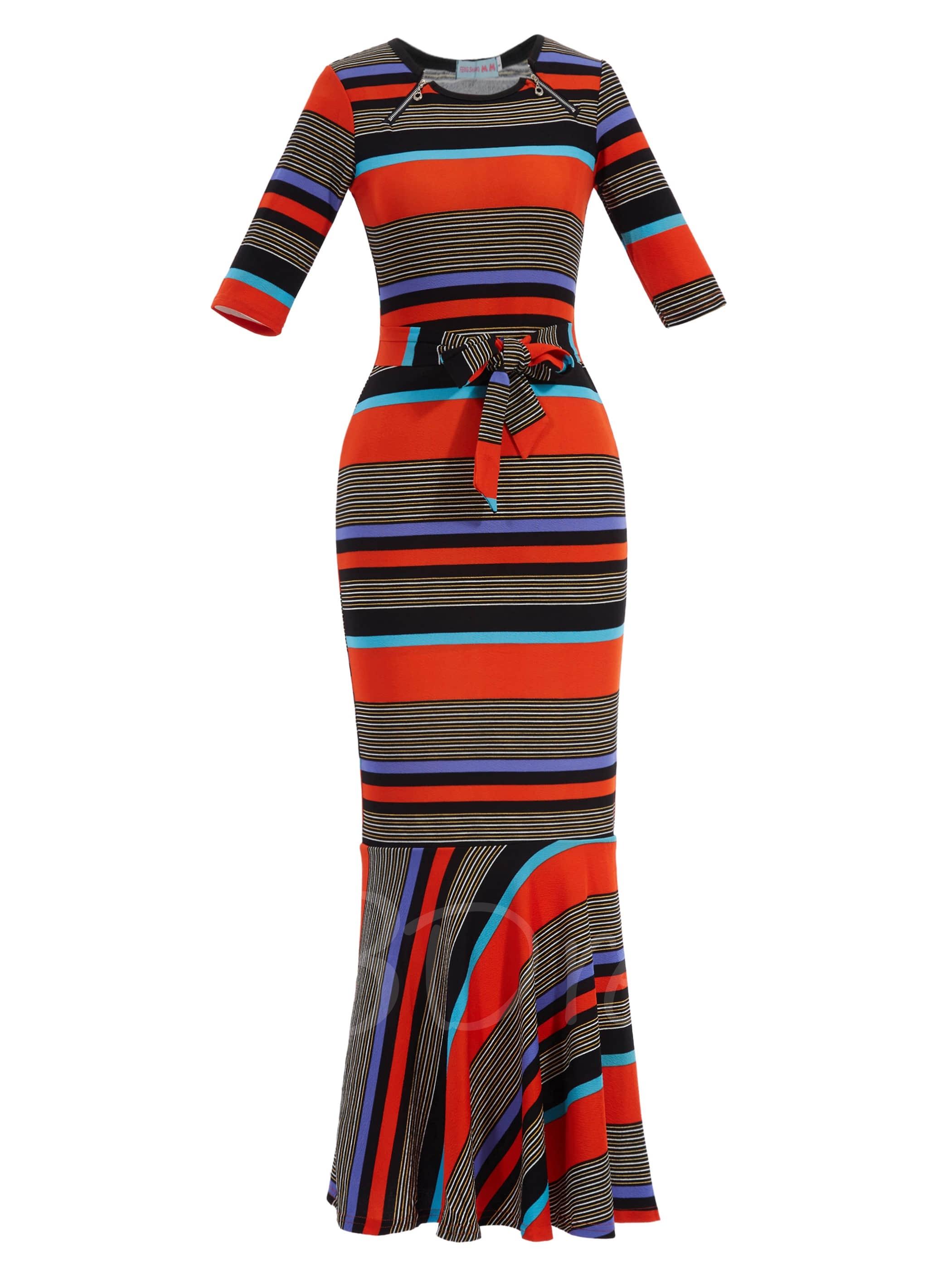 women dresses color block strip belt womenu0027s maxi dress ewykcbe