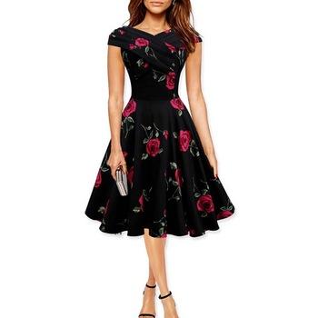 women dresses tropical print dresses xokzilb