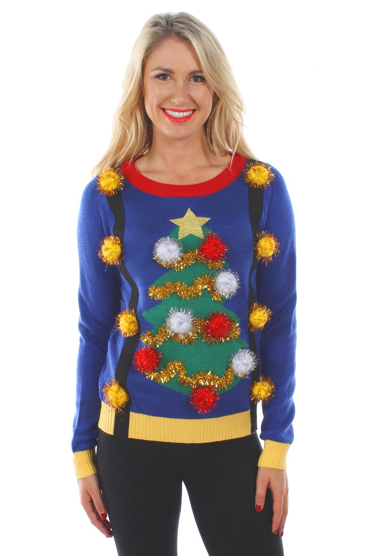 womens christmas sweaters womenu0027s ugly sweater w/ suspenders | tipsy elves bxjiflc