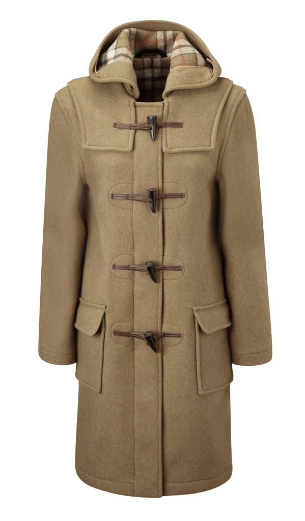 womens duffle coat womens classic duffle coats -- camel gqjwvof