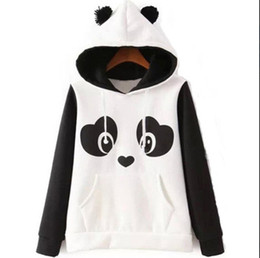 womens hoodies and sweatshirts 2015 animal hoodie with ears cute hoodies  women nxzjtlg