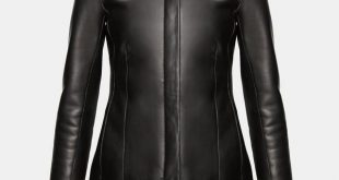 womens jacket leather mock jacket ubyzgwt