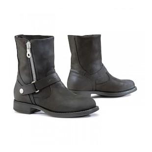 womens motorcycle boots forma eva womenu0027s boots akoimsw