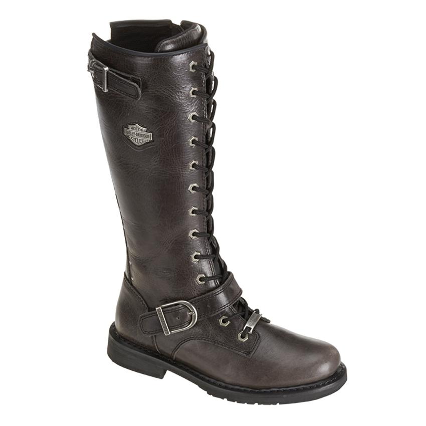 womens motorcycle boots harley-davidson womenu0027s jill 13 hzvsyof