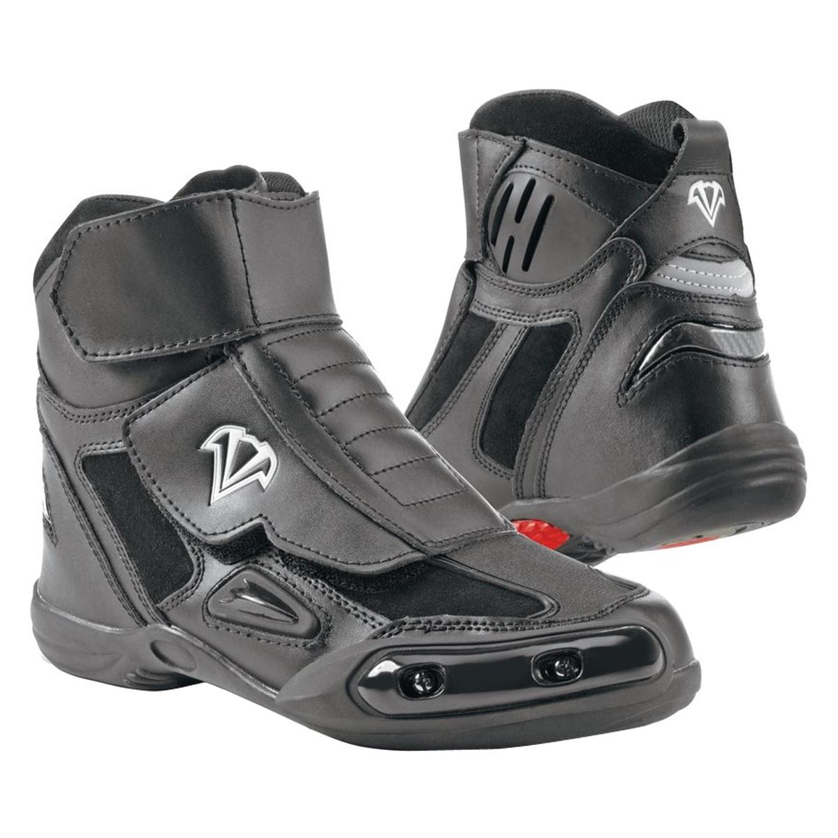 womens motorcycle boots vega womenu0027s merge motorcycle boots black mupohbv