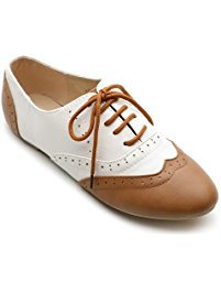 womens oxford shoes ollio ... kedlzqc
