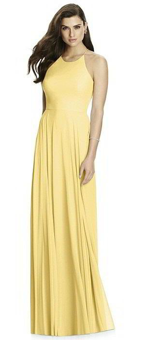 yellow bridesmaid dresses dessy bridesmaid style 2988 htuavis