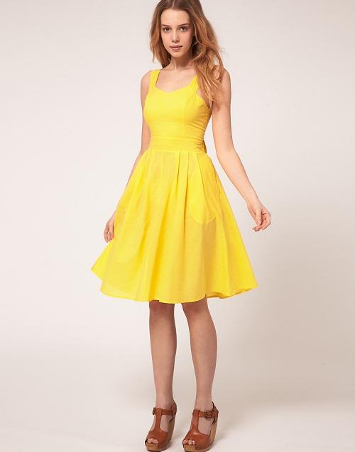 yellow sundress pouhdvc